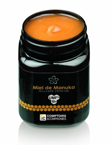 Miel de Manuka - Comptoirs et Compagnies 18+