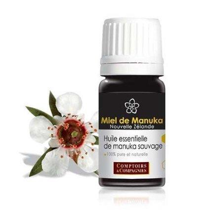 miel de manuka huile essentielle