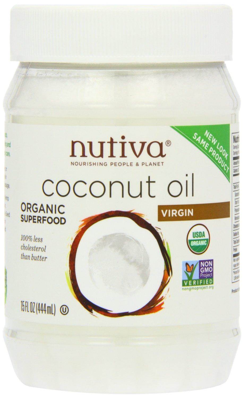 huile de coco non raffinée bio