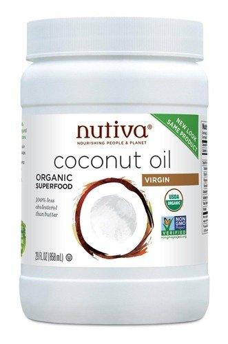 huile de noix de coco extra vierge