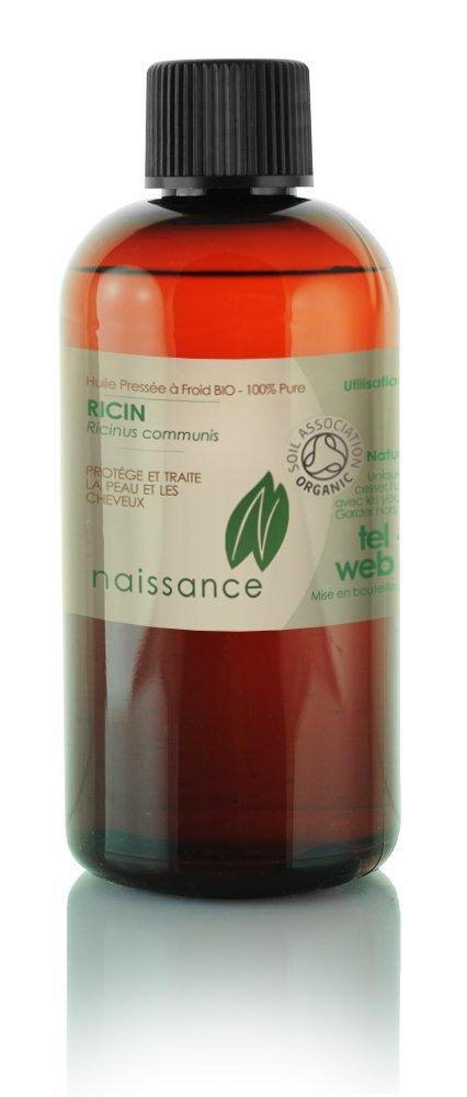 huile de ricin bio