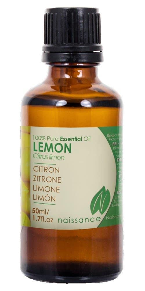 huile essentielle citron presse a froid 50ml