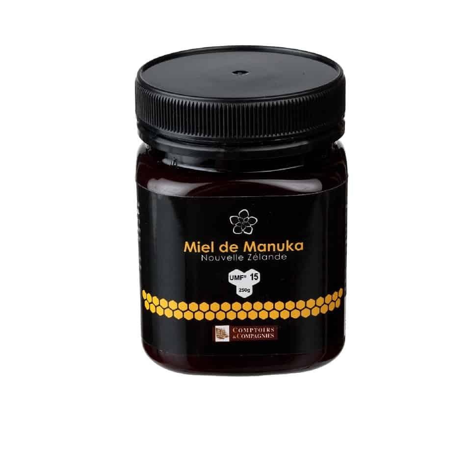 miel de manuka bio nouvelle zelande