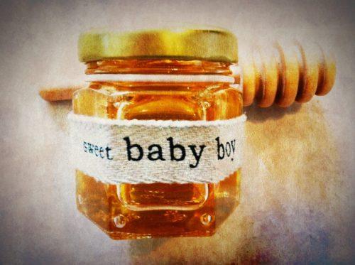 miel pour les bébés