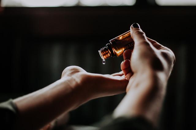 beauté grâce aux huiles essentielles