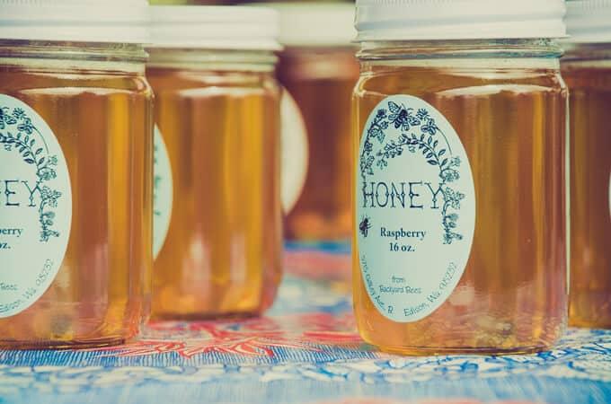 fabrication miel